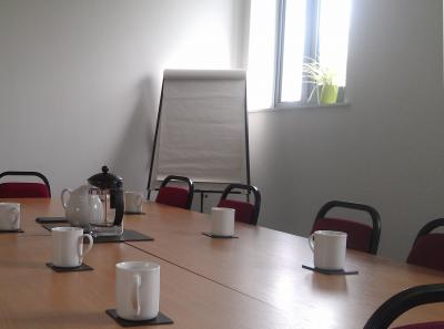 10% off Meeting room hire in June and July